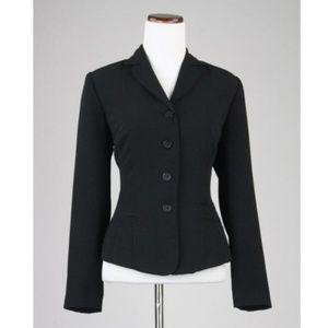 VTG Maggy London Black 4 Button Blazer/Jacket, S/M